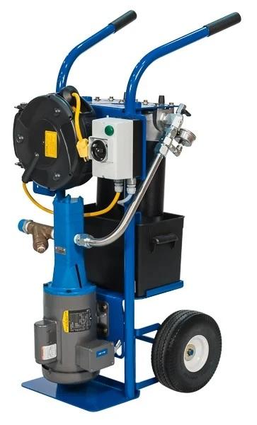 Hy-Pro Filter Cart