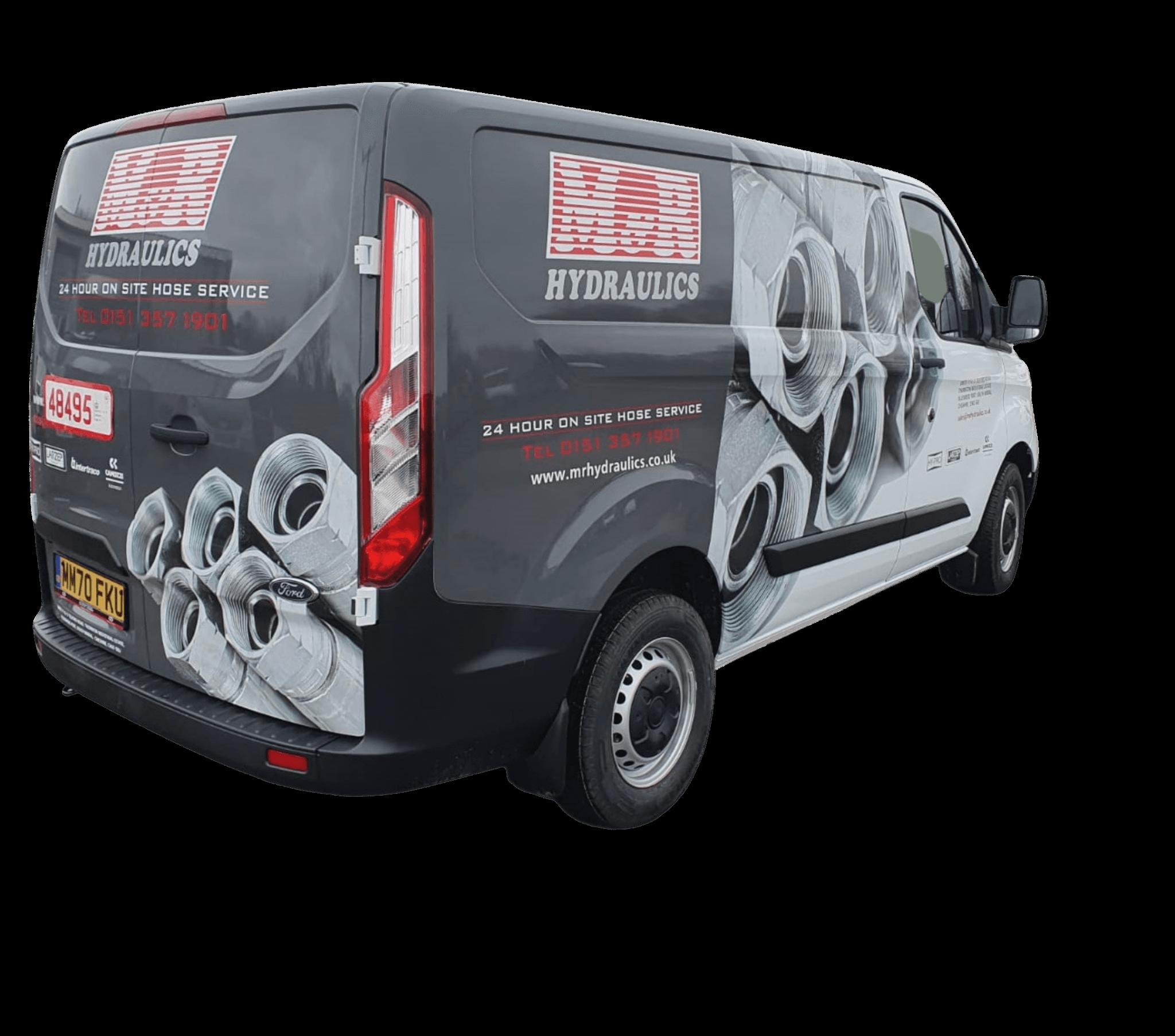 24/7 Hose Van Callout Service