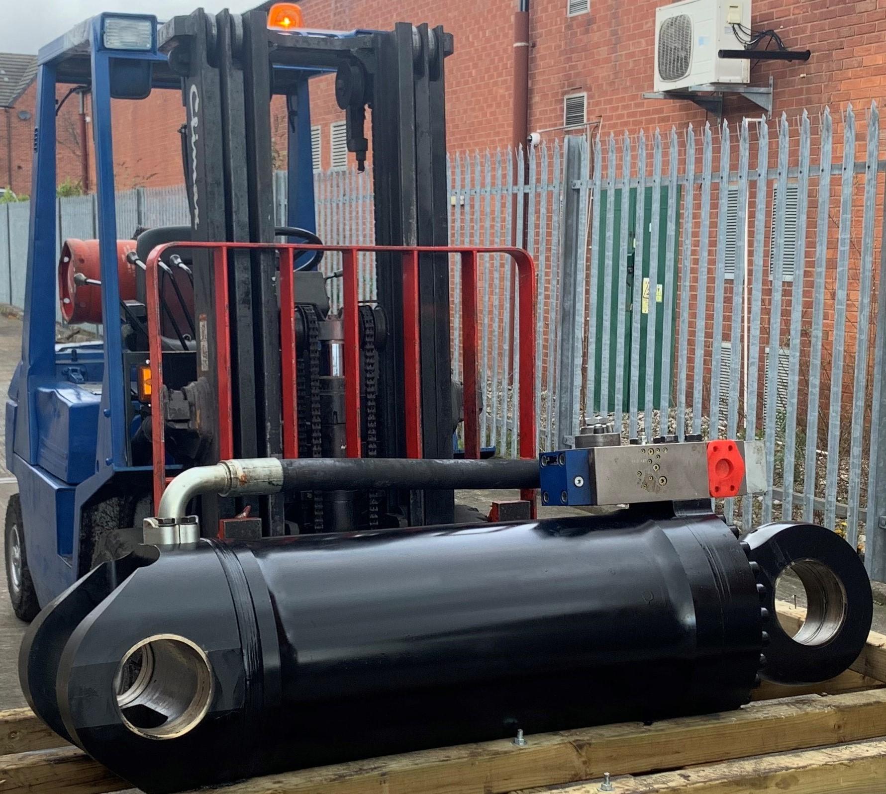 Refurbished Shear Cylinder