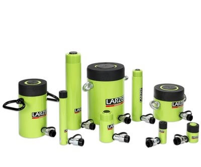 SM single acting spring return cylinders