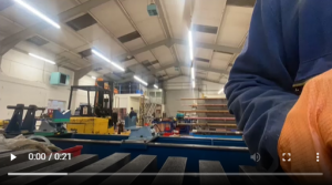 Time Lapse of Cylinder Disassembly