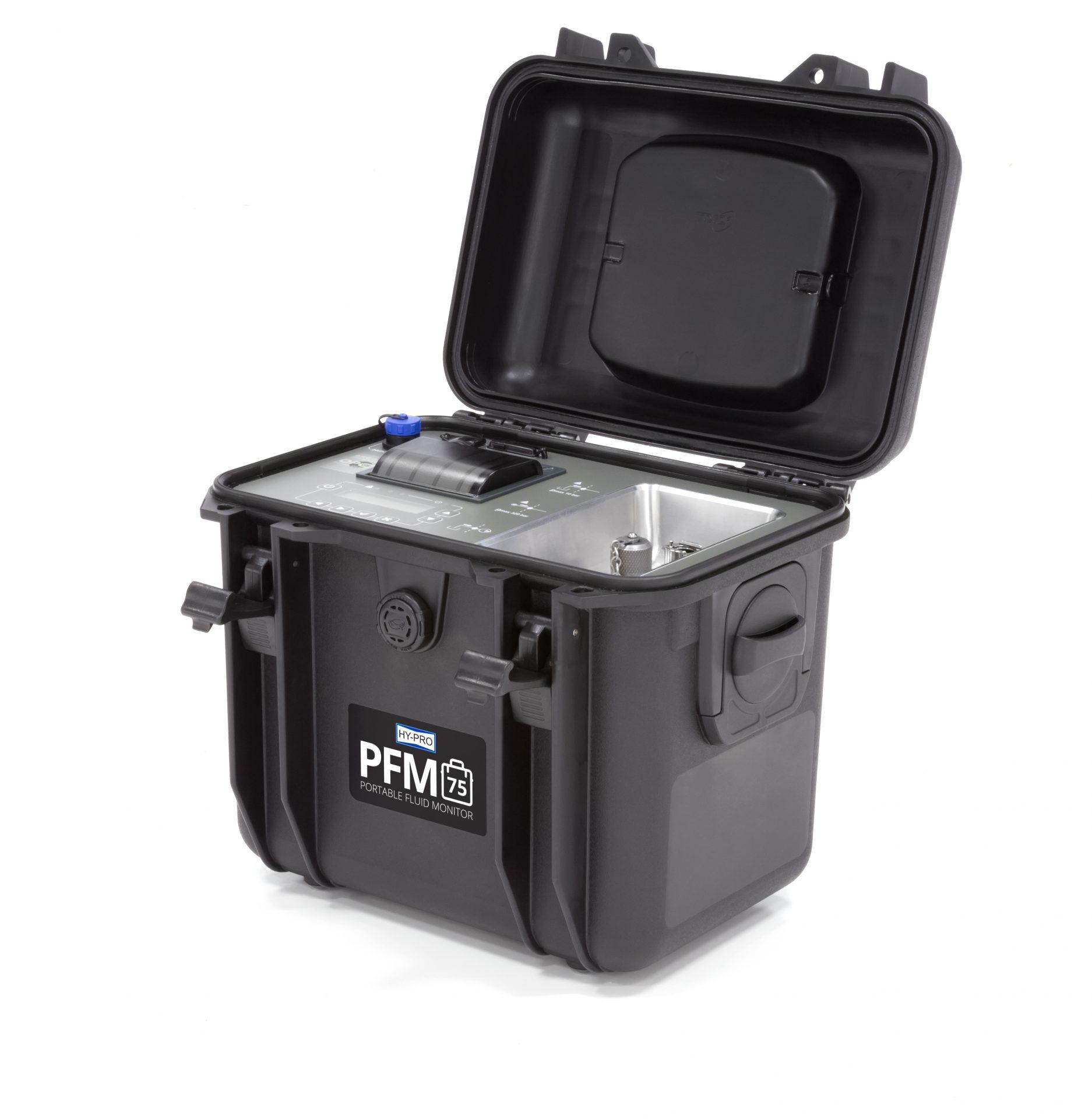 Portable-Fluid-Monitor